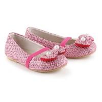 AEMKIDS 0392 - Sepatu Flat Shoes Bayi Anak Perempuan Umur 1-2-3 Tahun