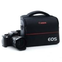 Tas Selempang Kamera DSLR Canon Nikon Mirrorless Bag Kotak Handycam