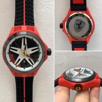jam tangan Ferrari scuderia 44mm premium