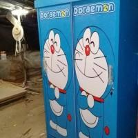 Lemari Pakaian 2 Pintu Sliding (Karakter Doraemon) Satriabudi802