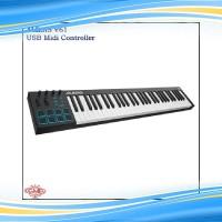 KI4409 61 Controller ALESIS Keyboard V V61 USB-MIDI Alesis 61-Key