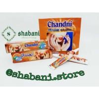 Chandni Nail Henna warna Orange Per box isi 12pcs / Pacar kuku / henna