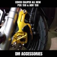 COVER CALIPER HONDA ADV 150 & ALL NEW PCX 150