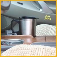 Electric Glass Heater Car Socket Lighter Gelas Pemanas Air Di Mobil El