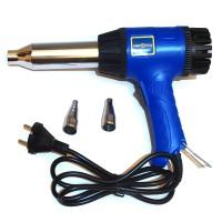 Plastic Welding Torch Hot Gun Las PVC Las Plastik C-mart