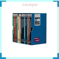 HBR's 10 Must Reads Ultimate Boxed Set 2017