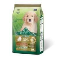 TERBAIK CP PETFOOD CP CLASSIC DOG FOOD PUPPY MILK - 10KG TERMURAH