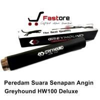 Peredam Suara Greyhound HW100 Deluxe / Silincer Greyhound HW 100
