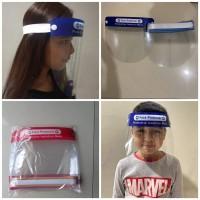 face shield /masker pelindung wajah dari virus