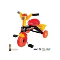 Mainan Anak Sepeda Anak Roda Tiga Sepeda Tricycle FB 581 - SHP
