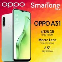 OPPO A31 4/128 4GB 128GB 4/128GB 4 128 GB GARANSI RESMI WHITE
