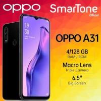 OPPO A31 4/128 4GB 128GB 4/128GB 4 128 GB GARANSI RESMI BLACK
