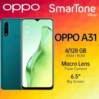 OPPO A31 4/128 4GB 128GB 4/128GB 4 128 GB GARANSI RESMI Green