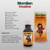 Momilen Imusive Vitamin c + Zinc
