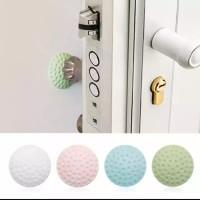 DOOR STOPPER KARET - Karet Penahan Ganjalan Pintu Pelindung Dinding