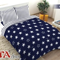 Bedcover Flat Fata Signature 180x200 T.20 New Stardust - Queen Size