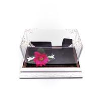 Nampan Frame Tempat Perhiasan Cincin Gelang Kotak Hantaran Seserahan