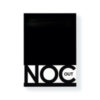 Kartu Remi Import Noc Out Black (Playing Cards)