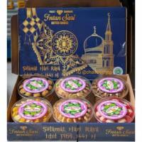 Kue Lebaran Parcel Kue Kering Ramadhan Paket Lebaran Isi 6 toples