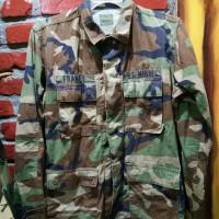 coat bdu woodland us marines kemeja us army not m65 og107