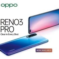 New RESMI OPPO RENO 3PRO 8/256GB, SIAP KIRIM