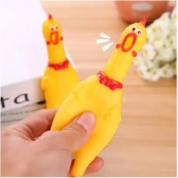 Mainan Jadul - Ayam Teriak / Mainan Anak Ayan Teriak