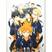 Poster Anime Haikyuu 4