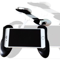 Mobile Gamepad Hand Grip Holder for Smartphone - A500