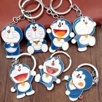 Gantungan Kunci Motif Doraemon