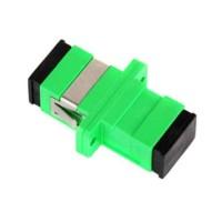 SC APC Adapter - Penyambung Kabel FTTH Fiber Optic Optik