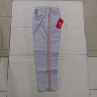 Celana Training putih List merah diadora