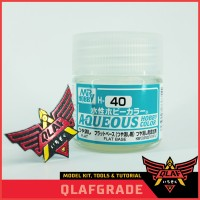 Clear H40 H 40 AQUEOS - Cat Acrylic Aribrush Model Kit