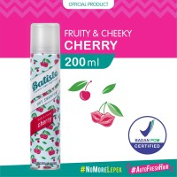 Batiste Fruity & Cheeky Cherry Dry Shampoo 200ml