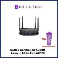 Asus RT-AC58U Dual-Band Gigabit Router Wireless AC1300