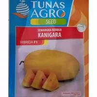 BIBIT BENIH SEMANGKA KANIGARA AGRO SEED-@DAGING DAN KULIT KUNING