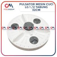 Pulsator Mesin Cuci LG 11 z 11z 1 2 turbo tabung piringan 7 kg 32 cm