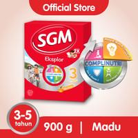 SGM Eksplor 3 Plus Susu Pertumbuhan 3-5 Thn Madu 900g