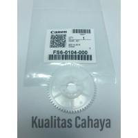 Gear Web 60T Fotocopy Canon IR 6000/6570/5075 FS6-0104-000 Original