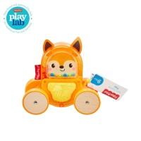 Fisher Price Rollin' Surprise Fox - Mainan Edukasi Anak Bayi Balita