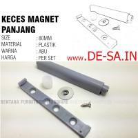 Keces Magnet Panjang - Tip On Catces Latch Pintu Kabinet Kayu