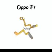 FLEXIBLE FLEXIBEL FLEKSIBEL ON OFF OPPO F7 CPH1819 hanya 1pcs