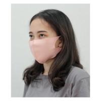 Masker Kain Korea Bahan Scuba Varian Warna 007