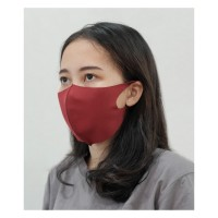 Masker Kain Korea Bahan Scuba Varian Warna 008