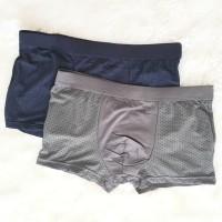 Celana Dalam CD Pria P04 Boxer 3D Bamboo Micro Fiber Men Underwear