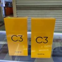 realme c3 3/32 gb garansi resmi 1th
