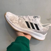 Sepatu Basket Adidas HARDEN B/E X White Black Original 100%