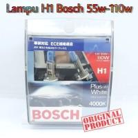 Bohlam Lampu H1 Bosch 55w-110w Putih Original German