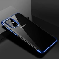 Case SAMSUNG GALAXY S10 LITE Case Softcase Chrome Plating ORIGINAL