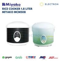 Magic Com Rice Cooker Miyako MCM508 Penanak Nasi MCM-508
