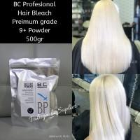bleaching rambut BC Profesional level 9+ 500gr